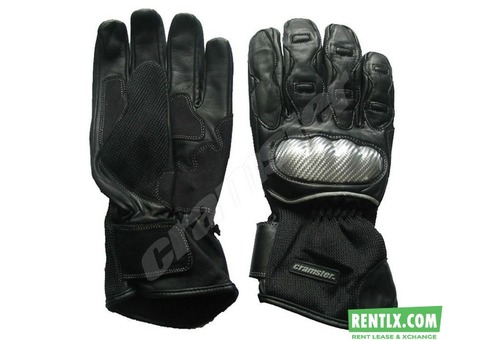 Bike Gloves on rent in Bangalore
