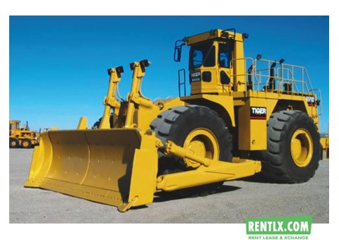 Hindustan Wheel Loader on rent In Delhi