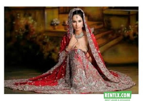 Bridal Wear On Rent in Bangalore