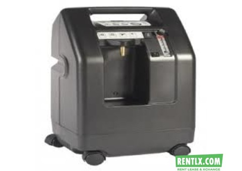 Oxygen concentrator for rent in Delhi
