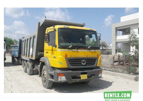Tipper on Rent in  Shahu Chowk, Kolhapur