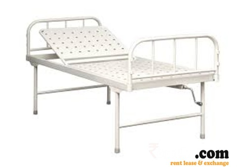 Hospital Fowler bed for Patients on Rent