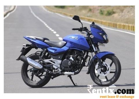 Bike on rent in Chennai