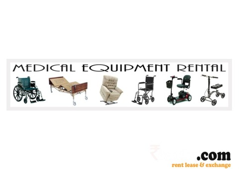 Medical Equipments on Rent Pune