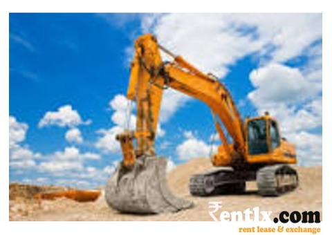 construction equipements on rent