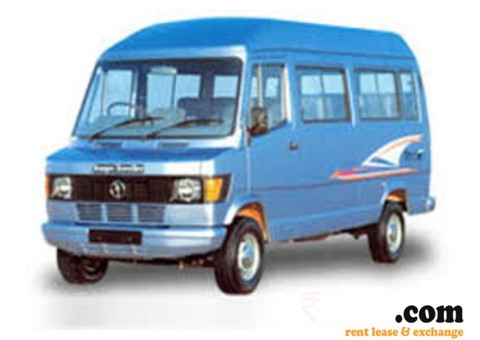 Best and cheap tempo traveller hire services in Delhi