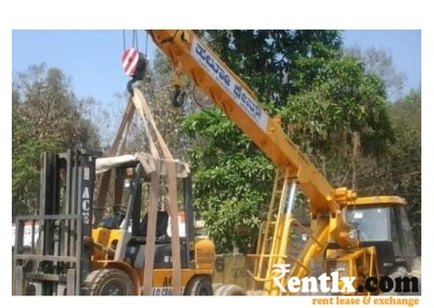 Heavy Equipment on Rent