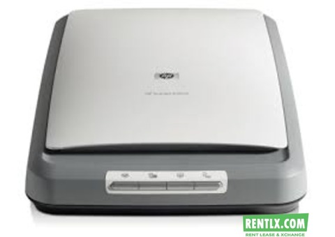 Hp Scanner On Rent In Baleshwar