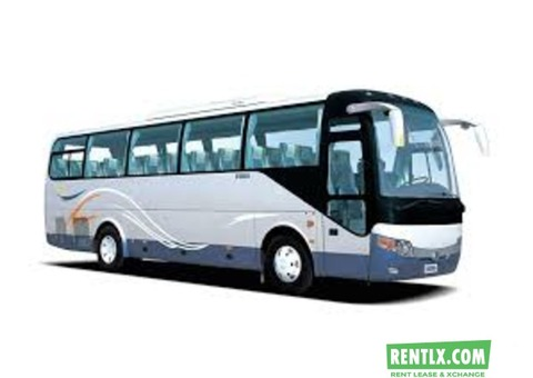 Bus on Hire in Raigarh