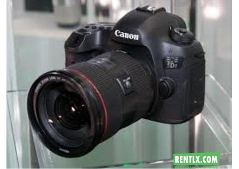 Canon dslr 550D for rent In Paharganj, Delhi