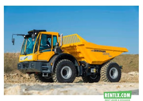 Dumpers for Rent in North Lakhimpur