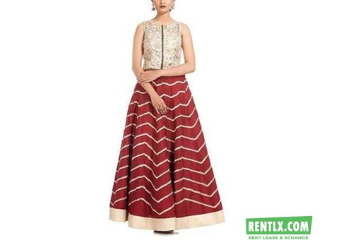 Dress On rent in Ahmedabad