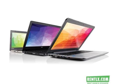 Laptops For Rent in Kolkata