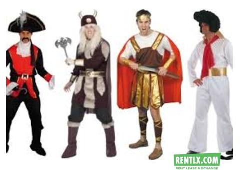 Fancy Dress Costume Hire in Ahmedabad