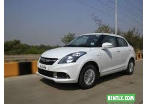 Swift Dzire For rent in Raipur
