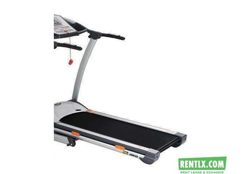 Hydraulic Motorised Treadmill On Hire in  Sector 47, Gurgaon