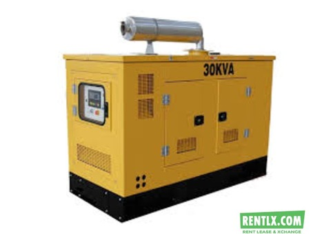 Generator On Hire in Dewas Naka, Indore