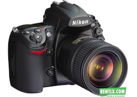 Nikon camera on Hire in Bilaspur