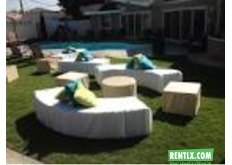 Party Furniture on Rent in Pune