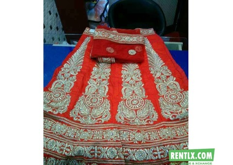 Lehnga Cholli and Gown For Rent in Sangrur