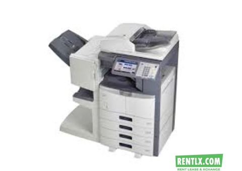 Photocopier, printer, scanner on rent in Delhi