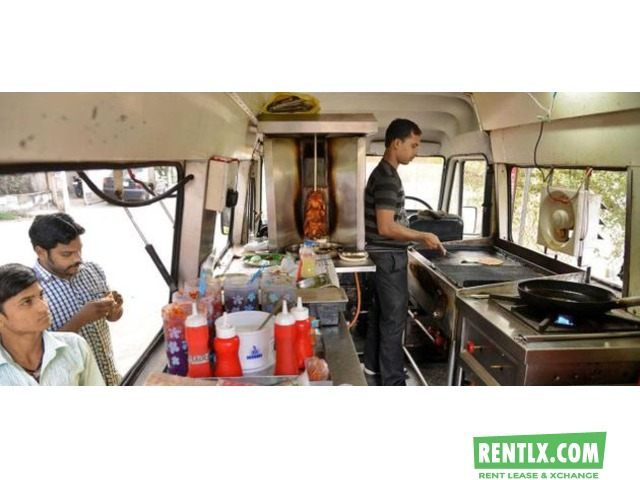 Food truck in Hyderabad