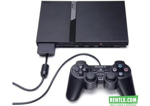 Ps2 Games & Consoles on Hire in Chennai