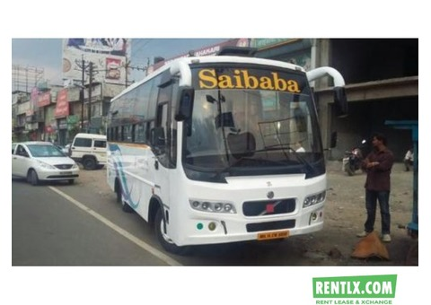 AC BUS ON RENT IN PUNE