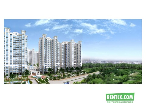 3 BHK flat on rent in Godrej Prakriti