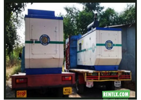 Diesel Generator on Rental basis in Pune