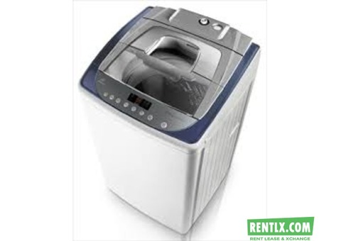 Fully Automatic - Washing Machine on Rent in Chennai