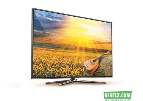 LED TV on Rent for Events, Personal use in Delhi