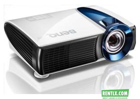 Projector on Rent in Delhi
