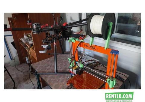 3D Printer for Rent in Chennai
