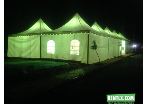 Tent on Hire in Bangalore
