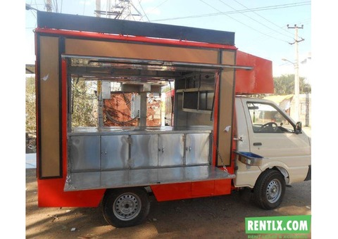 Food Truck on Rent in Hyderabad