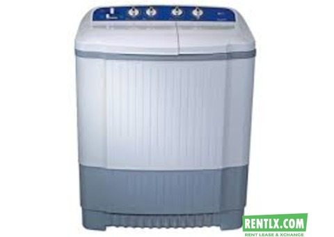 Washing Machine on Rent  in Pune