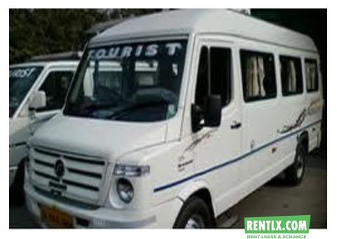 Tempo Traveller Rental Service in Coimbatore