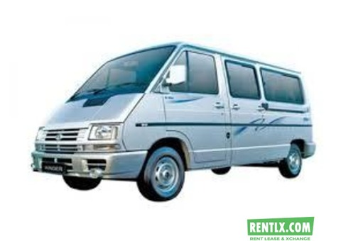 Tata Winger On Rent In Pune