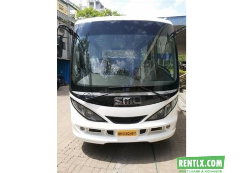 Bus on Rent in Pune