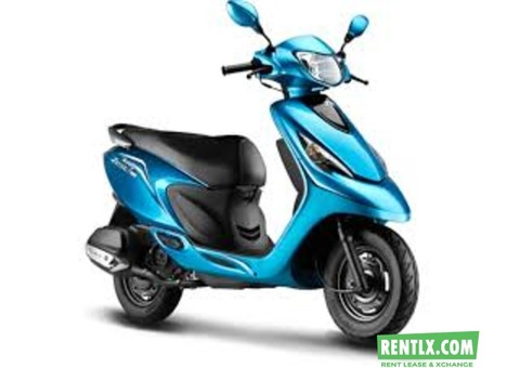 Scooty on Hire in Bangalore