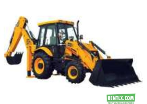 JCB ON Hire in Hyderabad