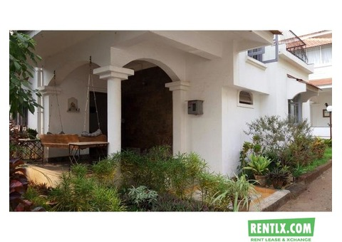 4 Bhk Villa on Rent in Goa