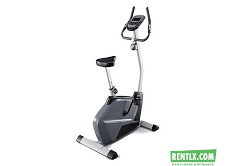 Fitness Upright Bike on Hire in Chennai