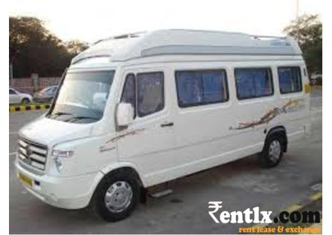 Van & Tempo Traveller on rent, Monthly Car Rentals in Kancheepuram