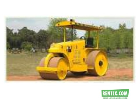 Road Roller For Rent in Hyderabad