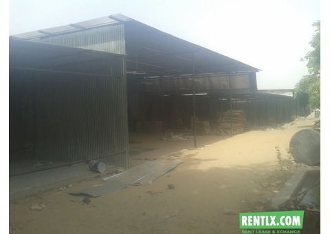 FACTORY SHED FOR RENT IN JAIPUR