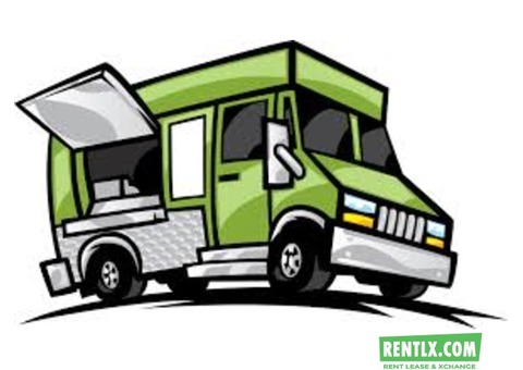 Food Truck For Rent in Hyderabd