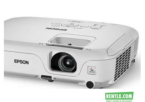 Epson Projector For Rent in Farid Nagar, Bhilai