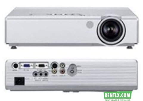 Projectors  on hire in Hyderabad